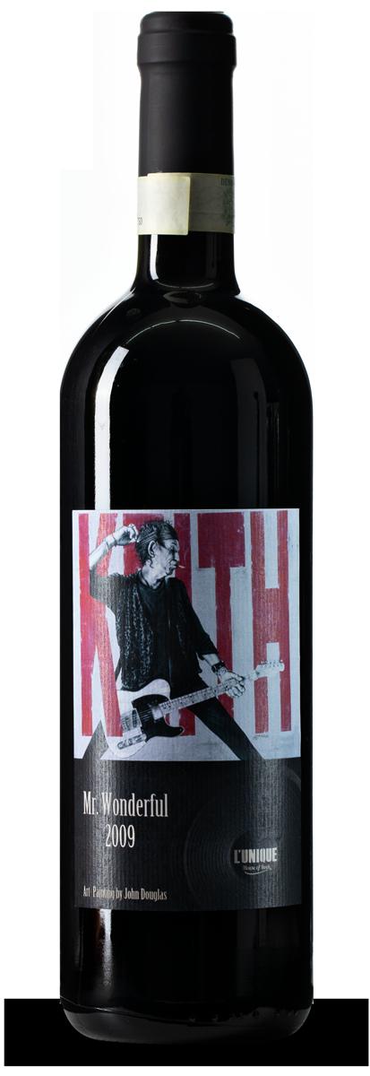 L'Unique Rock Wine Collection – Mr Wonderful – Wines that rock!